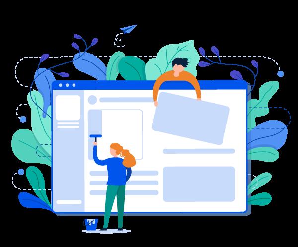 diseño web construccion